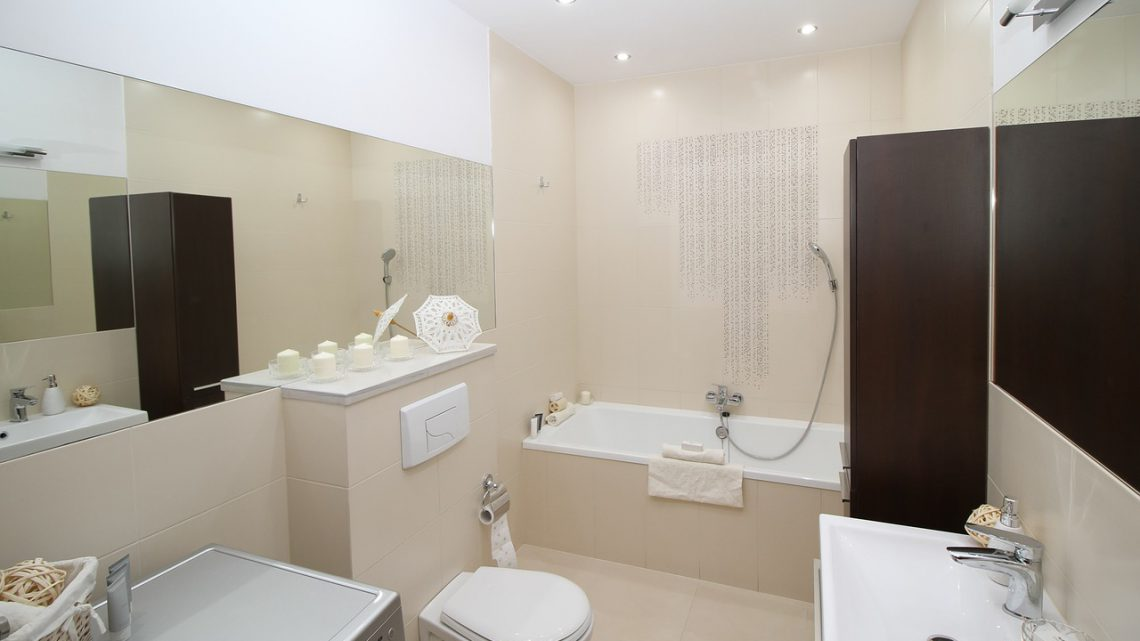 Mijn net vernieuwde badkamer, iets om echt van te genieten!